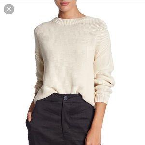 Vince dropped shoulder sweater